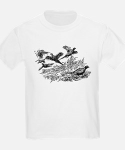 Pheasants T-Shirt