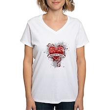 Heart Wrestling Shirt