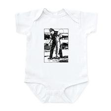 Ice Fishing Infant Bodysuit