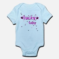 Lucky Lady Infant Bodysuit