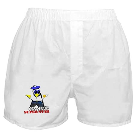 Golf Super Star Boxer Shorts