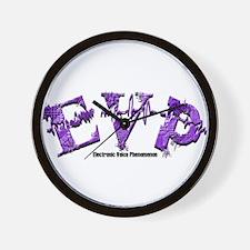 EVP 6 Wall Clock