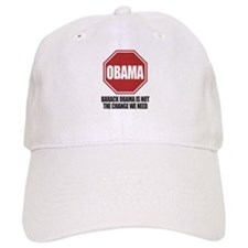 Stop Barack Obama Baseball Cap