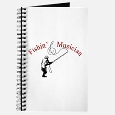 Fishin Musician Journal