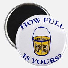 How Full is Yours? Magnet
