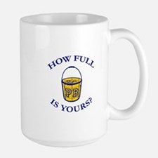 How Full is Your Coffee Mug?