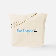 Southpaw (Bear) Tote Bag