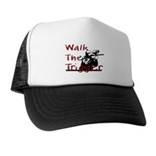 Walk the Trigger Trucker Hat
