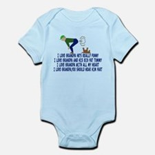 I love Grandpa Infant Bodysuit