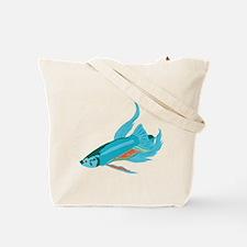 Siamese Blue Tote Bag