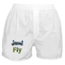 Just Fly Boxer Shorts