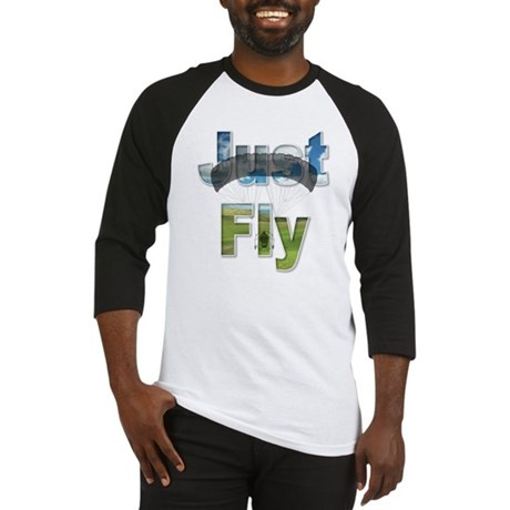 Just Fly Baseball Jersey