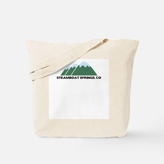Steamboat Springs Tote Bag