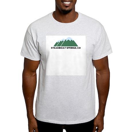 Steamboat Springs Light T-Shirt
