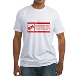 Rated RN Fitted T-Shirt