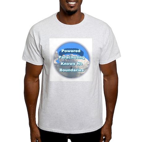 Knows No Boundaries Light T-Shirt