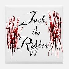 Bloody Hands Jack Tile Coaster