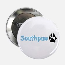 "Southpaw (Wolf) 2.25"" Button"