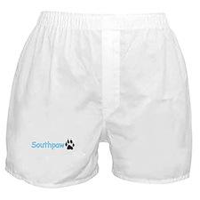Southpaw (Wolf) Boxer Shorts