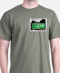 E CADMAN PLAZA, BROOKLYN, NYC T-Shirt