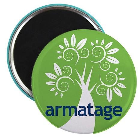"Armatage 2.25"" Magnet (100 pack)"
