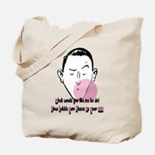 Blow kisses Tote Bag