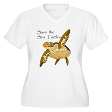 Save Sea Turtles T-Shirt