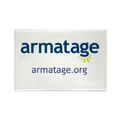 Armatage Rectangle Magnet (10 pack)