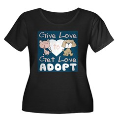 Give Love to Get Love T