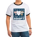 Give Love to Get Love Ringer T