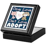 Give Love to Get Love Keepsake Box