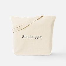 Sandbagger Tote Bag