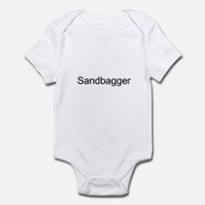 Sandbagger Infant Bodysuit