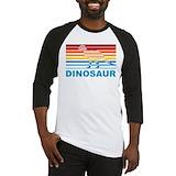 Dinosaur Baseball Tees
