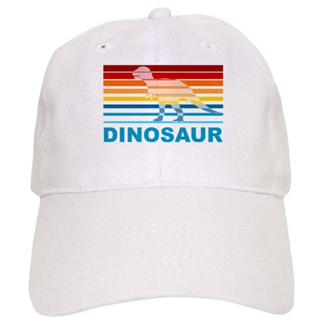 Colorful Dinosaur Cap