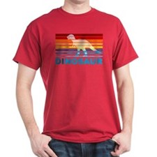 Colorful Dinosaur T-Shirt