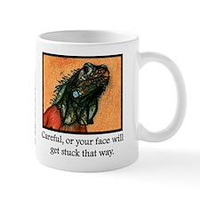 Signature Lizard Mug (righty)