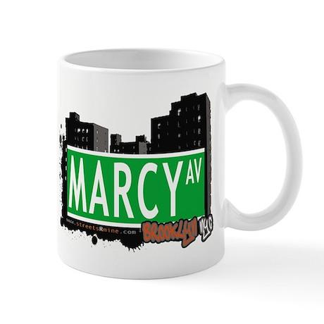 MARCY AV, BROOKLYN, NYC Mug