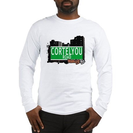 CORTELYOU ROAD, BROOKLYN, NYC Long Sleeve T-Shirt