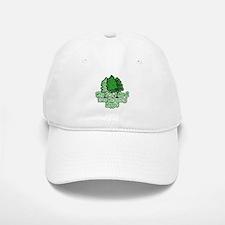 Tree Hugging Hippie Baseball Baseball Cap
