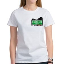 CORNELIA STREET, BROOKLYN, NYC Tee