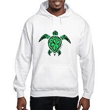 Tribal Turtle Hoodie
