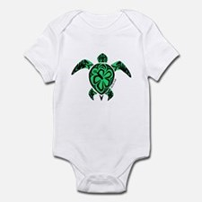 Tribal Turtle Infant Bodysuit