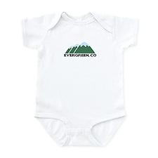 Evergreen Infant Bodysuit