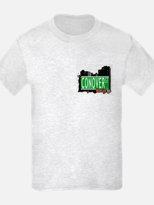 CONOVER STREET, BROOKLYN, NYC T-Shirt