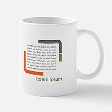 Lorem Ipsum Cofee Mug
