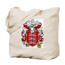 Gifford Family Crest Tote Bag