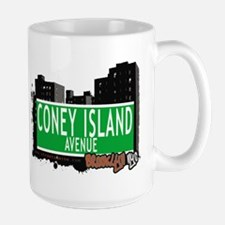 CONEY ISLAND AVENUE, BROOKLYN, NYC Mug