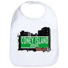 CONEY ISLAND AVENUE, BROOKLYN, NYC Bib