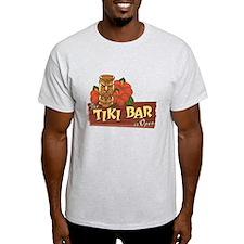 Tiki Bar is Open II - T-Shirt